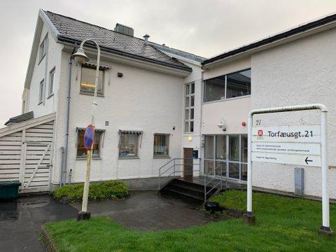 LAVT BELEGG: I seks måneder har det tidligere sykehjemmet i Kopervik fungert  blant annet som omsorgshotell.