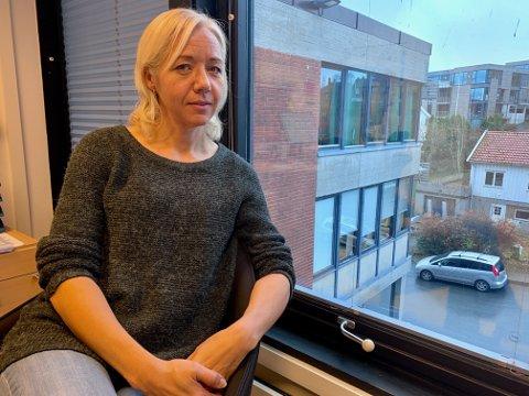 I FARESONEN: Rådmannen har foreslått å kutte stillingen til Hilde Håland.
