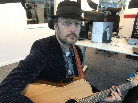 Tom Roger Aadland spiller i kveld i Oslo Konserthus, og spiller samtidig inn livealbum.