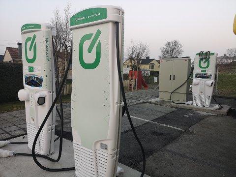 OVERSTRØMMENDE: Grønn Kontakt har etablert seg blant annet på Avaldsnes, som dette bildet er fra.