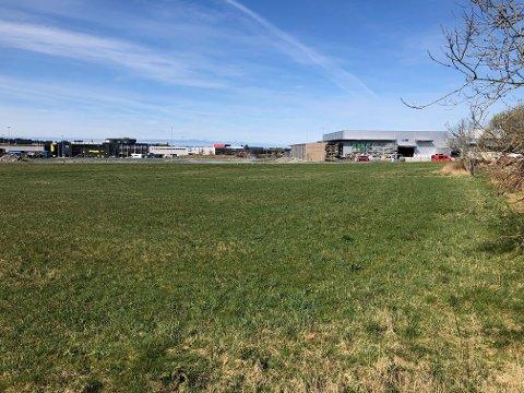 Rush Trampolinepark skal flytte inn i nybygg ved siden av vestveggen til Montér. Nå er tillatelsen på plass.