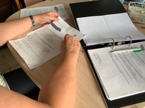 56-åringen fikk i juni brev om at det var slutt på arbedisavklaringspengene fra NAV.
