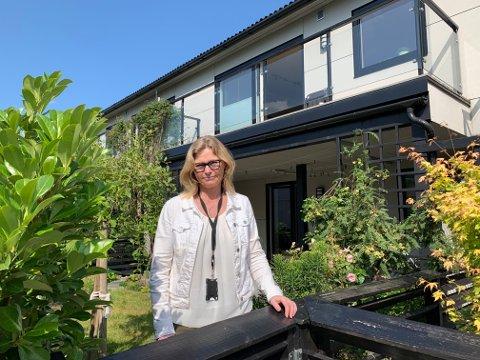Ragnhild Bjerkvik tror det er en fordel å komme utenfra til den nye jobben.