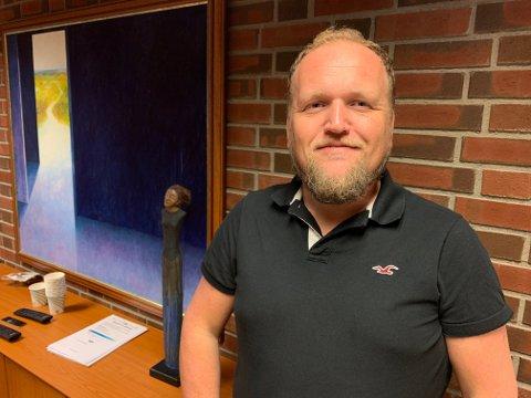 Mads Pedersen (KrF) er klar for sin andre periode i Karmøy kommunestyre.