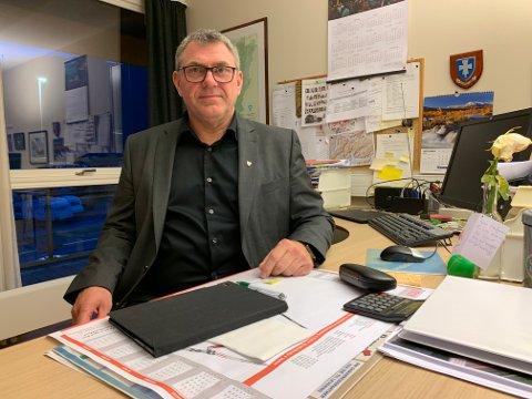 STØRST: Senterpartiet ble størst i Vindafjord. Ole Johan Vierdal (SP) tar med seg AP og KRF inn i koalisjon, og skal også samtale med SV, MDG og Bjoa bygdeliste.