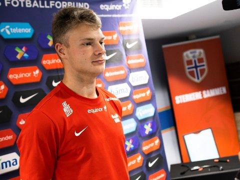 FKH-AKTUELL: Ulrik Fredriksen kan være på vei til Haugesund.