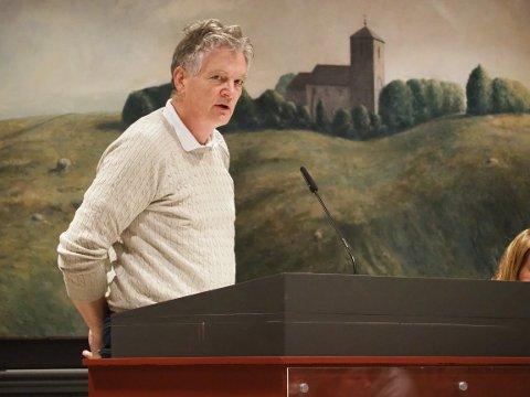 GRANSKNING: Tor Kristian Gaard (H) vil ha eksterne inn for å foreta full gjennomgang av Haugalandspakken.