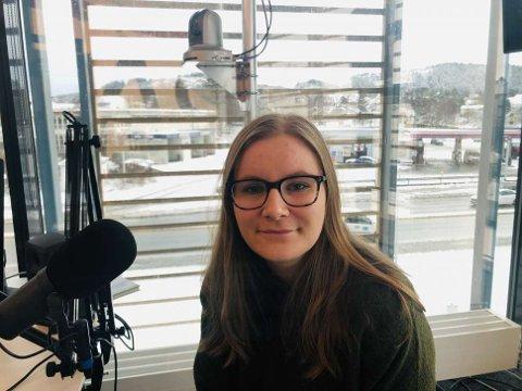 NETTAVIS: Redaktør Iris Ullvang i Vestavind mener det er på tide å satse på nett.