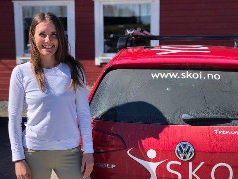 VENTER PÅ GRØNT LYS: - Vi må gjøre det beste ut av det, sier Skoi-sjef Merete Hansen om koronakrisen.