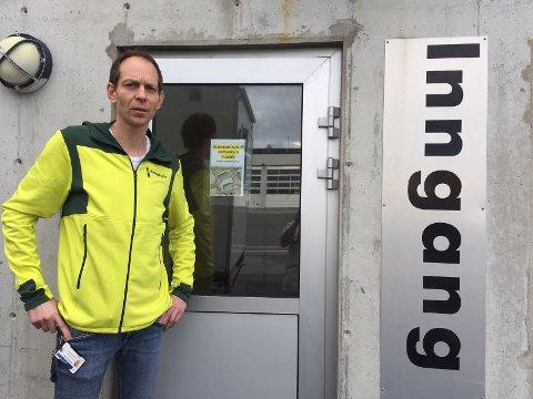 FÆRRE SMITTEDE: Onsdag ble det meldt om et nytt smittetilfelle i Haugesund. Det er sju dager siden forrige tilfelle, sier kommuneoverlege Jostein Helgeland.