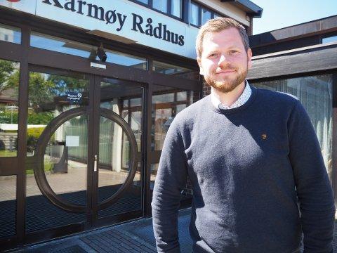 HAR SØKT: Runar Lunde, som er areal- og byggesakssjef i Karmøy, har søkt ny jobb.
