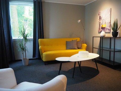 FLERE LEILIGHETER: Slik ser hotell-leilighetene i Kopervik ut etter renoveringen.