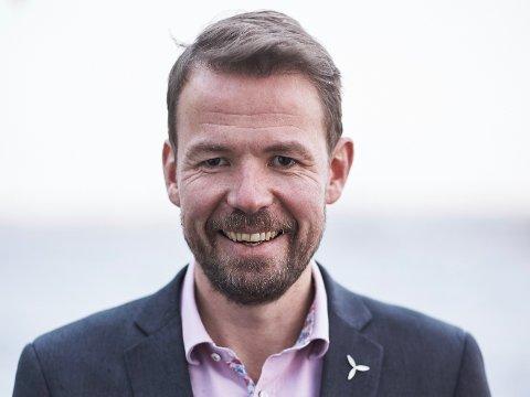 SKAL LEDE SELSKAPET: Knut Vassbotn blir administrerende direktør.