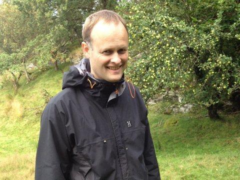 NY JOBB: I sommer starter Jan Håvard Frøyland i ny stilling.