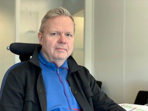 REVISJONSLEDER: Reidar Johnsen forventer at Vindafjord kommune tar tak i avvikene de har hatt siden 2016.