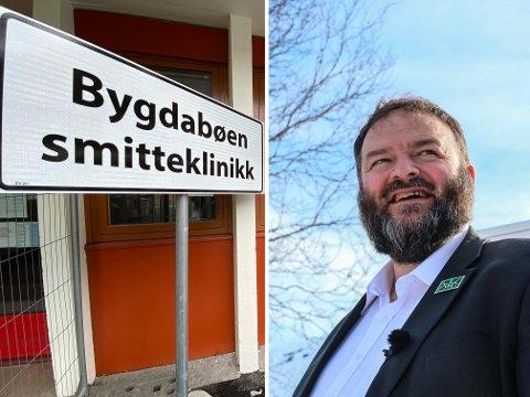 Det er ingen nye smitta i Ullensvang kommune måndag, Utviklinga av utbrotssituasjonen er likevel framleis usikker og ordførar Roald Aga Haug ber innbyggarane om å unngå sosial kontakt.