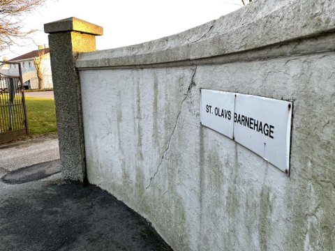 KARANTENE: Flere ansatte og barn er satt i karantene i barnehagen.