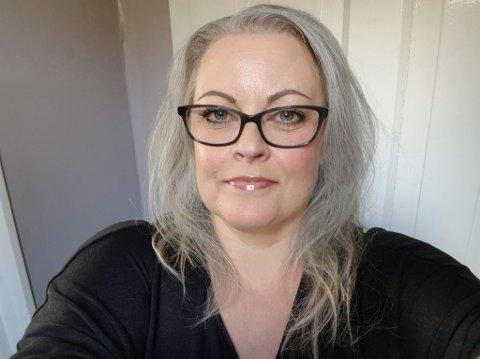NY LØSNING:Arkivleder i Tysvær kommune Anne Gunn Lothe Eriksen forteller om et omfattende arbeid den siste tiden.