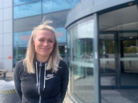 HØRTE PÅ RADIOEN: Ingrid Prytz hørte et intervju på Radio 102 og måtte bare søke på sjefsjobben. Nå skal hun selv ansette et team.