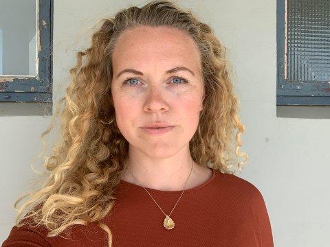 TRAVEL TID: Anne Marit Særsten Halvorsen har tatt styringen på håndtering av smitteutbruddet i Bømlo.