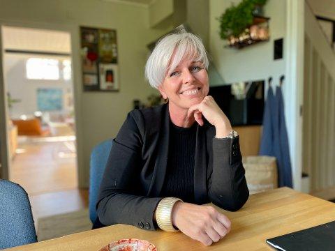 Bydame: Etter 20 år pluss på Vormedal har Elisabeth Aarekol funnet et nytt hjem i Haugesund.