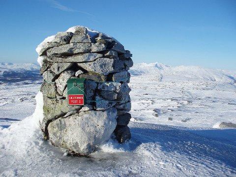 IKKE OVER: Kampen om Reinfjellet er ennå ikke over. Nå foreligger Fred. Olsen Renewables klage på NVEs nei til konsesjon. (Foto: Ragna Berg)