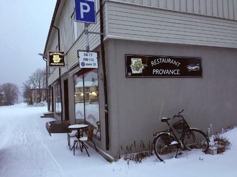 Det ble åpnet konkurs i boet til Provance mandag 12. desember.   Foto: Rune Pedersen