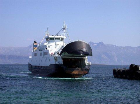 FLEST: Brønnøy er den helgelandskommunen som har flest sjøfolk. Det kan henge sammen med TTS' tilstedeværelse i kommunen.