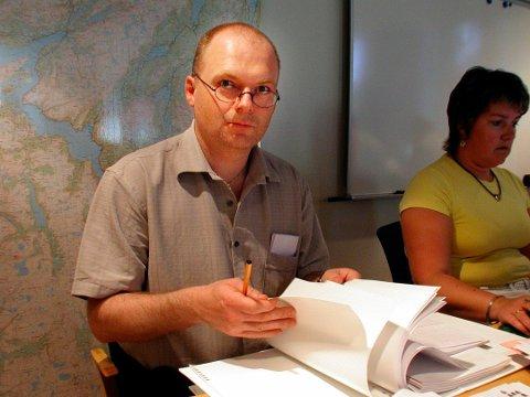 Erlend Eriksen er tilbydt stillingen som rådmann i Vefsn.