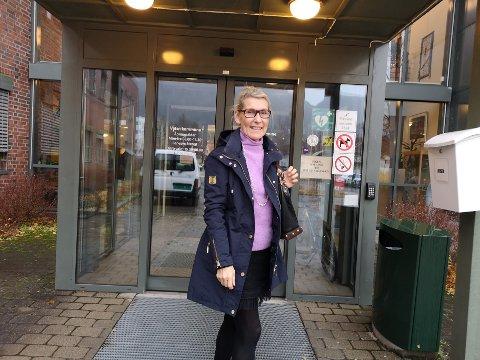 SPAREPENGER:  Hulda Gunnlaugsdóttir satser på å spare minst 20 millioner i året på drift for å oppfylle kravet til egenkapital.