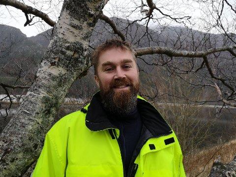 BETALER IKKE:  Roy Nicolaisen har gitt klar beskjed. Han betaler ikke for de 16 dagens som parkeringsselskapet påstår bilen har stått parkert på Kjærstad.