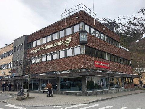 Helgeland Sparebank anslår årets tapsavsteninger i størrelsesorden 125 millioner kroner.