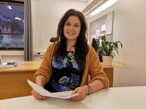 Hege Harboe-Sjåvik, kommuneoverlege i Vefsn, er én av dem som tok initiativ til bekymringsbrevet fylkesmannen nå har svart på.