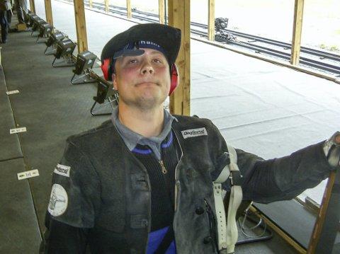Marius Hagfors, Austerbygda. Han tok sin sjuende feltseier.