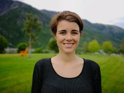 MON: Laila Andersen er prosjektleder i MON som er én av arrangørene bak Gründeruka Helgeland.