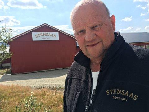 Arnstein Stensaas og Stensaas Reinsdyrslakteri er klar for Hattfjelldal.