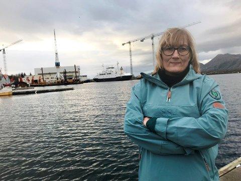 Endring: Hanne Nora Nilssen er Alstahaug Venstres ordførerkandidat. Hun mener det er på tide med endring.