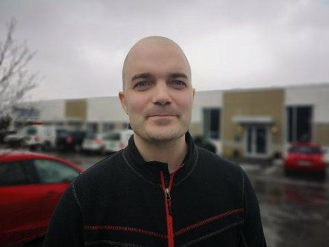 JOBZONE: Øyvind Jetne er leder for Jobzone på Helgeland. Han kjenner seg ikke igjen i ressursgruppas nye rapport om at Mo best sikrer rekruttering.