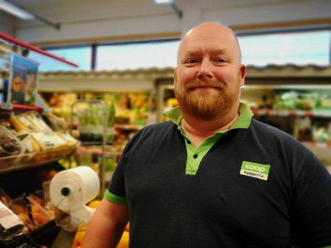 Frank Håvik og Coop Hattfjelldal har skilt lag etter vel to år.