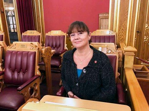 Det er trolig mange som er enig med Hanne Dyveke Søttar i at hun trenger fire nye år på Stortinget.
