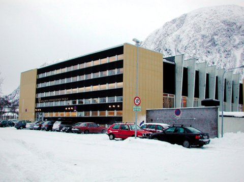 Mosjøen videregående skole