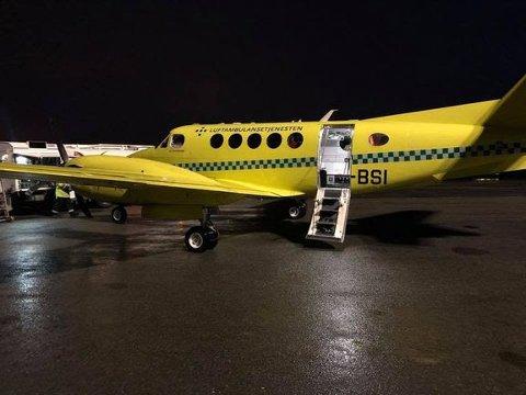 En av Babcocks medarbeidere på ambulanseflybasen i Brønnøysund har testet positivt på covid-19.