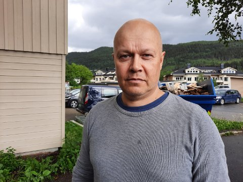 HOVEDTILLITSVALGT: Ronny Urheim er frustrert på vegne av medlemmene sine i Fagforbundet.