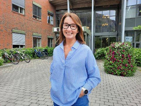 NY STILLING: Kommunalsjef for helse og omsorg i Vefsn kommune, Rachel Berg, forklarer at det alltid vil være behov for vikarer i legetjenesten.