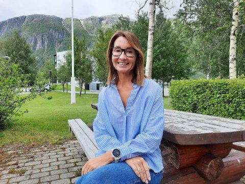 KOMMUNALSJEF: Rachel Berg er nå kommunalsjef i Vefsn. Hun blir foreslått av Vefsn kommune som styremedlem i Helgelandssykehuset.