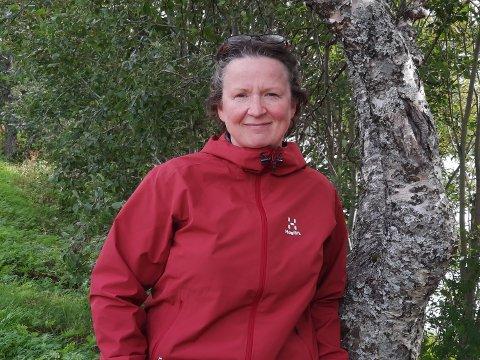 NYREKTOREN: Marianne Nygård gleder seg til å ta fatt på rektorjobben.