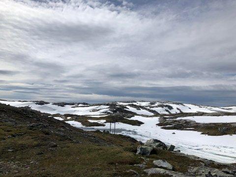 I DREVJADALFØRET: Kaldåga er en av postene i Sommertrimmen 2021. Her fra en godværsdag i juni.
