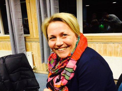 Aina Borch (Ap) blir ordfører i Porsanger.