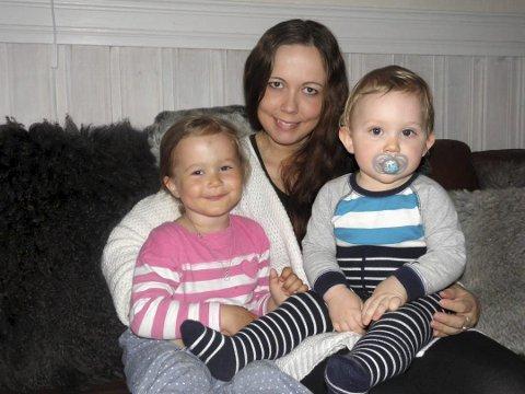 HÅPER PÅ ET AKTIVT LIV: Cathrine Jensen (28) har så langt fått massiv støtte fra lokalsamfunnet og personer hun aldri har møtt før under innsamlingsaksjonen til MS-behandling i utlandet. Tirsdag kom beskjeden om at hun nå får behandling i Norge. Foto: Privat