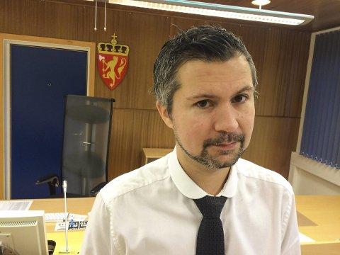 FORSVARER: Mannens forsvarer, advokat Benny Solheim.
